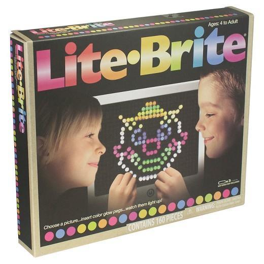 Lite Brite - TREEHOUSE kid and craft