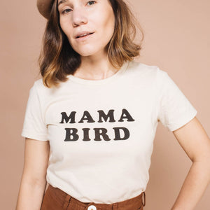 Mama Bird T-shirt - TREEHOUSE kid and craft