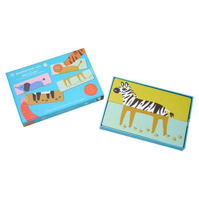 Paws & Claws Matching and Memory Game - TREEHOUSE kid and craft