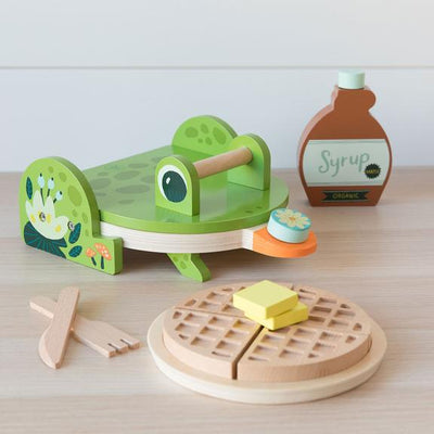 Ribbit Waffle Maker - TREEHOUSE kid and craft