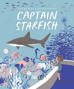 Captain Starfish - TREEHOUSE kid and craft