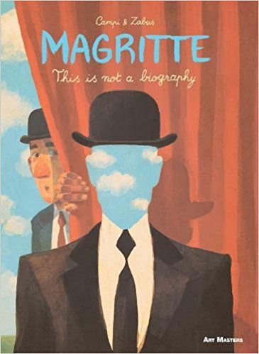 Magritte: This is not a Biography - TREEHOUSE kid and craft