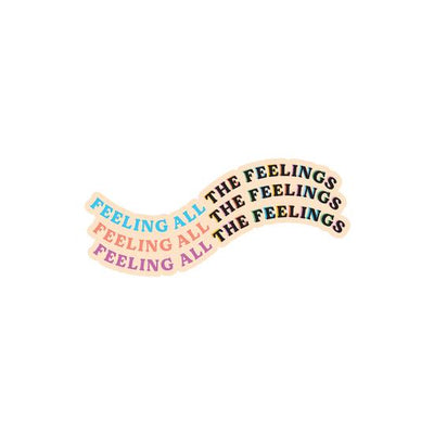 Feeling All The Feelings Pipstickers - TREEHOUSE kid and craft
