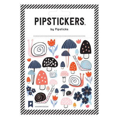 Forest Friends Pipstickers