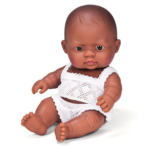 Newborn Baby Doll Latino - TREEHOUSE kid and craft