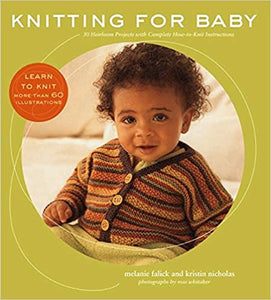 Knitting for Baby - TREEHOUSE kid and craft