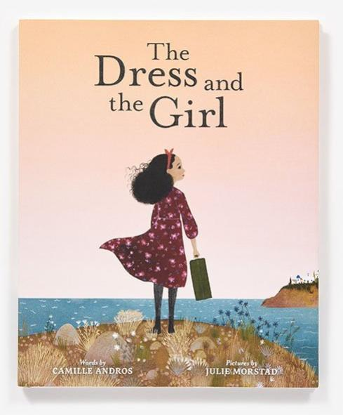 The Dress and the Girl - TREEHOUSE kid and craft