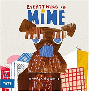Everything is Mine - TREEHOUSE kid and craft