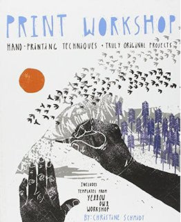 Print Workshop by Yellow Owl Workshop