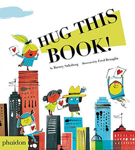 Hug This Book - TREEHOUSE kid and craft
