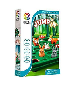 Jumpin' - TREEHOUSE kid and craft
