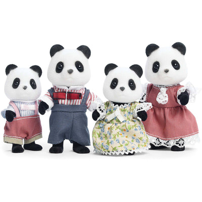 Wilder Panda Family - TREEHOUSE kid and craft