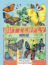 Load image into Gallery viewer, The Butterfly House - TREEHOUSE kid and craft