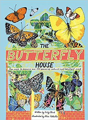 The Butterfly House - TREEHOUSE kid and craft