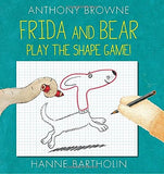 Frida and Bear Play the Shape Game!