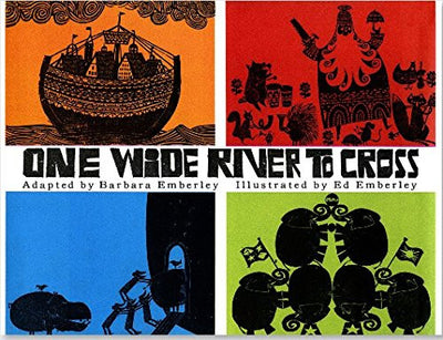 One Wide River to Cross - TREEHOUSE kid and craft