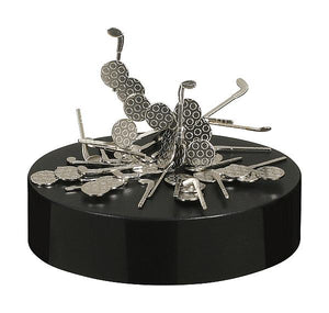 Magnetic Sculpture - TREEHOUSE kid and craft