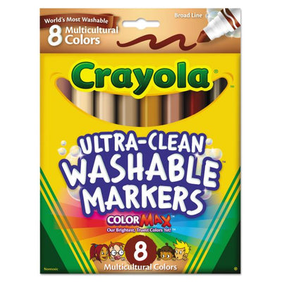 Human Tones Washable Markers - TREEHOUSE kid and craft