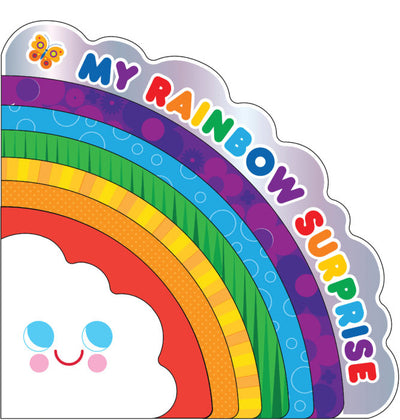 My Rainbow Surprise - TREEHOUSE kid and craft