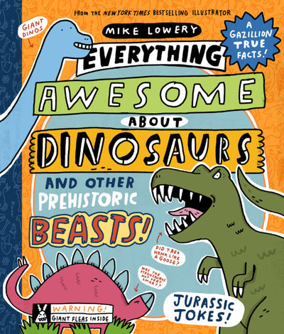 Everything Awesome About Dinosaurs and Other Prehistoric Beasts! - TREEHOUSE kid and craft