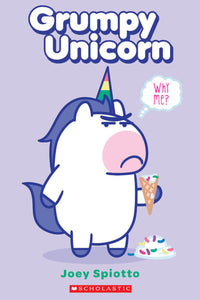 Grumpy Unicorn: Why Me? - TREEHOUSE kid and craft