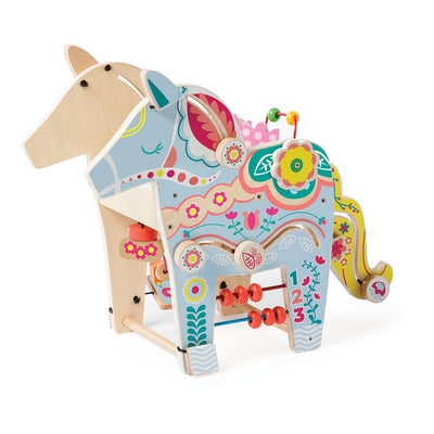 Playful Pony - TREEHOUSE kid and craft
