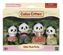 Load image into Gallery viewer, Wilder Panda Family - TREEHOUSE kid and craft