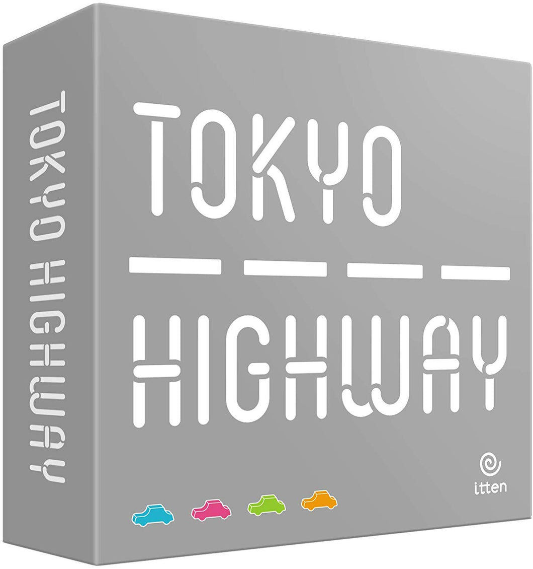 Tokyo Highway - TREEHOUSE kid and craft