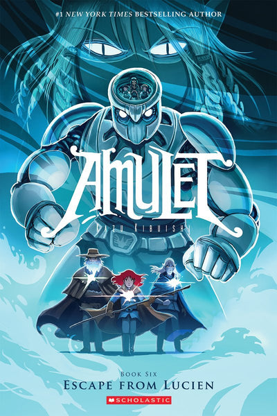 Amulet - TREEHOUSE kid and craft