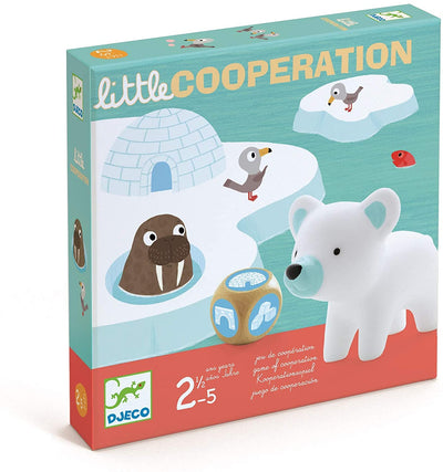 Little Cooperation - TREEHOUSE kid and craft