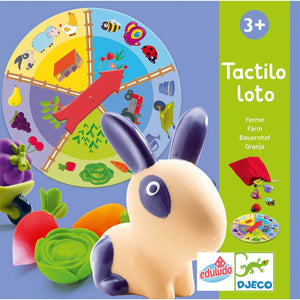 Tactilo Loto - TREEHOUSE kid and craft