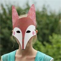 Load image into Gallery viewer, DIY Creature Mask - TREEHOUSE kid and craft