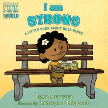 Load image into Gallery viewer, I Am Strong - TREEHOUSE kid and craft