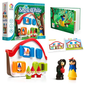 Snow White Deluxe - TREEHOUSE kid and craft