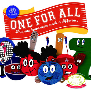 One for All : How one brave voice made a difference - TREEHOUSE kid and craft