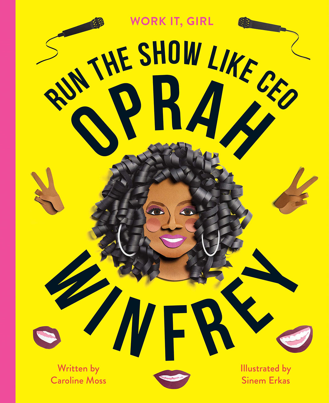 Run the Show like CEO Oprah Winfrey - TREEHOUSE kid and craft