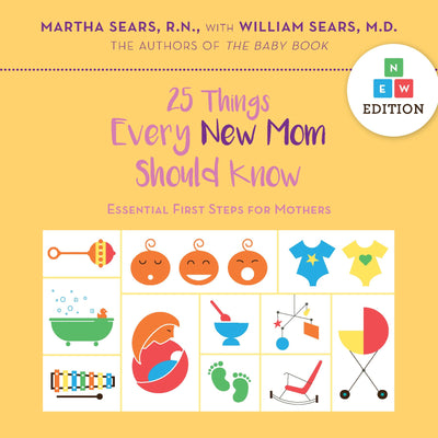 25 Things Every New Mom Should Know - TREEHOUSE kid and craft