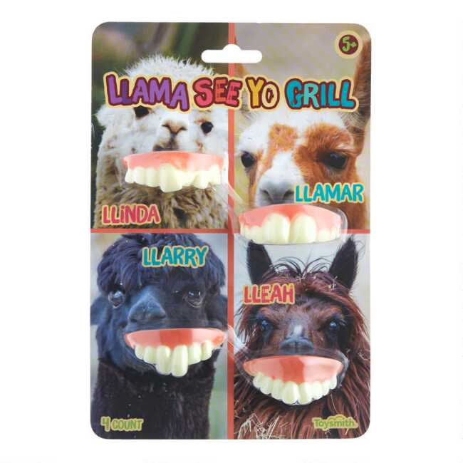 Llama See Yo Grill - TREEHOUSE kid and craft