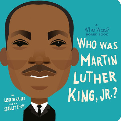 Who Was Martin Luther King, Jr.? - TREEHOUSE kid and craft