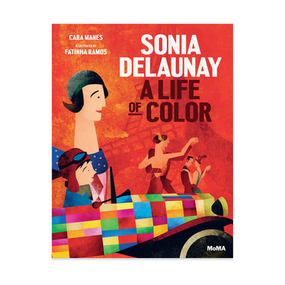 Sonia Delaunay: A Life of Color - TREEHOUSE kid and craft