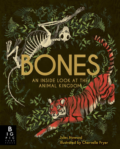 Bones: An Inside Look at the Animal Kingdom - TREEHOUSE kid and craft