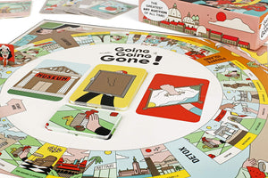 Going, Going, Gone! : A High Stakes Board Game - TREEHOUSE kid and craft