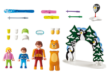 Load image into Gallery viewer, Ski Lesson - TREEHOUSE kid and craft