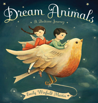 Dream Animals - TREEHOUSE kid and craft