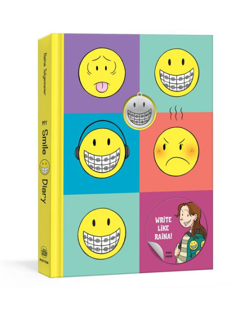 My Smile Diary - TREEHOUSE kid and craft