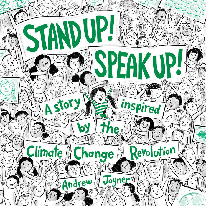 Stand Up! Speak Up! - TREEHOUSE kid and craft