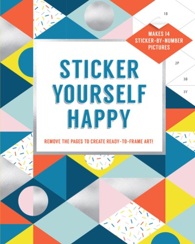 Sticker Yourself Happy - TREEHOUSE kid and craft