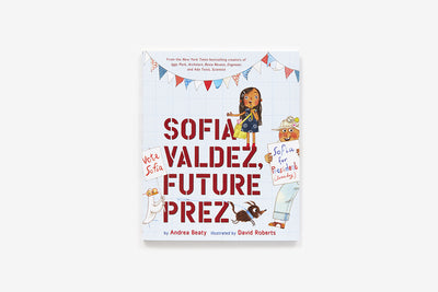 Sofia Valdez, Future President - TREEHOUSE kid and craft
