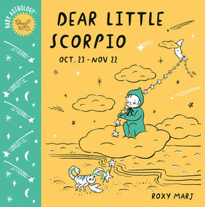 Baby Astrology Board Books - TREEHOUSE kid and craft
