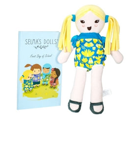 Annie Doll - TREEHOUSE kid and craft